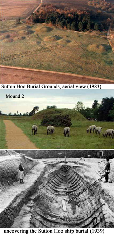 Sutton Hoo burial